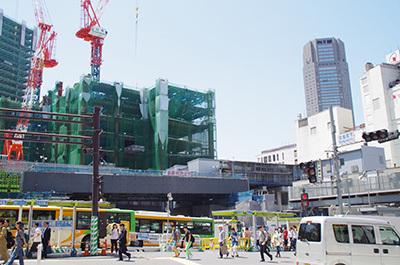 6月2日(金)今日の渋谷109前交差点_b0056983_18494502.jpg