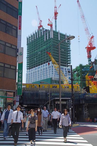 6月2日(金)今日の渋谷109前交差点_b0056983_18494535.jpg