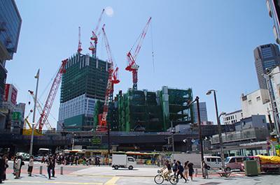 6月2日(金)今日の渋谷109前交差点_b0056983_18494599.jpg