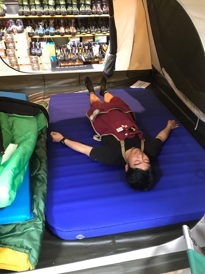 キャンパーの眠りを最上級に!_d0198793_166344.jpg