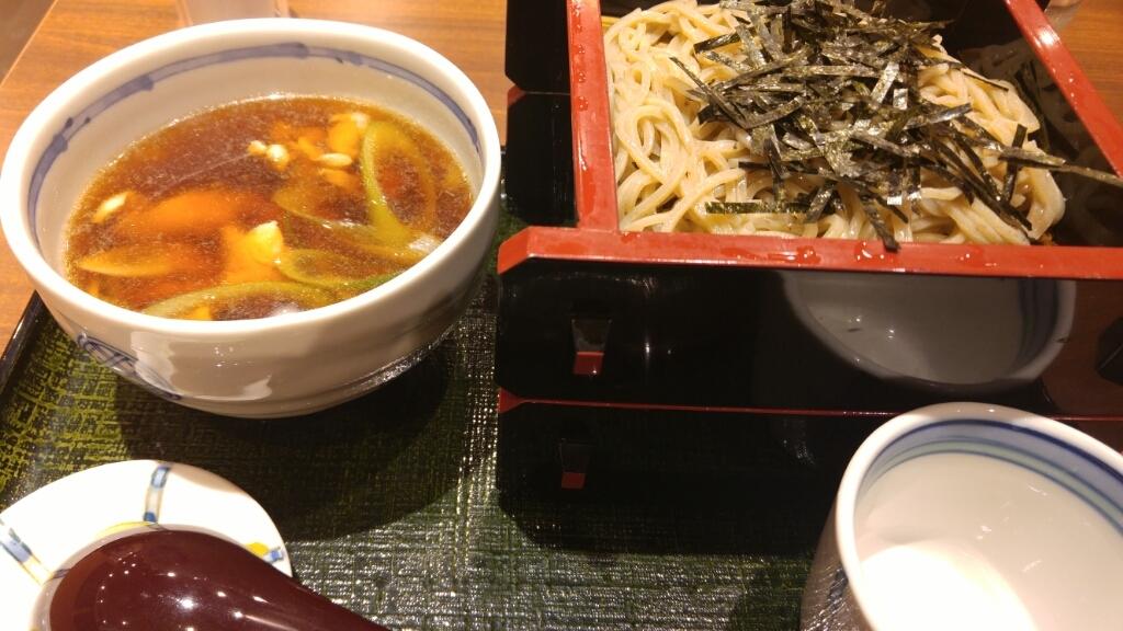 盛岡フェザン「十割そば丸松」_c0124528_14310932.jpg