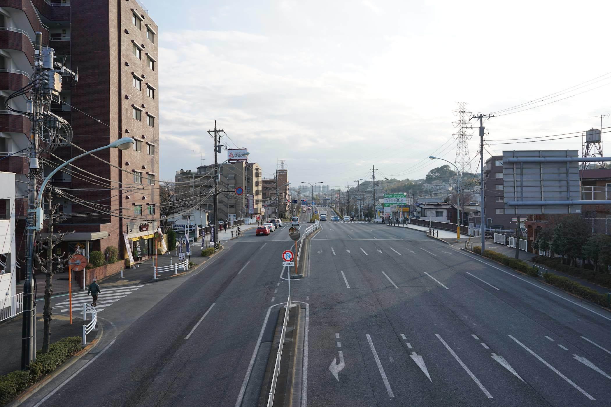 聖蹟桜ケ丘スナップ その47_b0360240_13293672.jpg