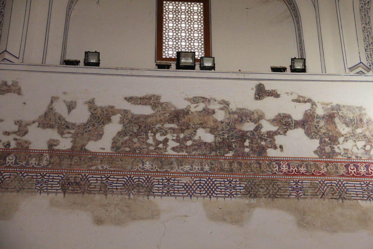 トルクメニスタンの旅(19) メルブ遺跡 スルタン・サンジャール廟_c0011649_07281976.jpg