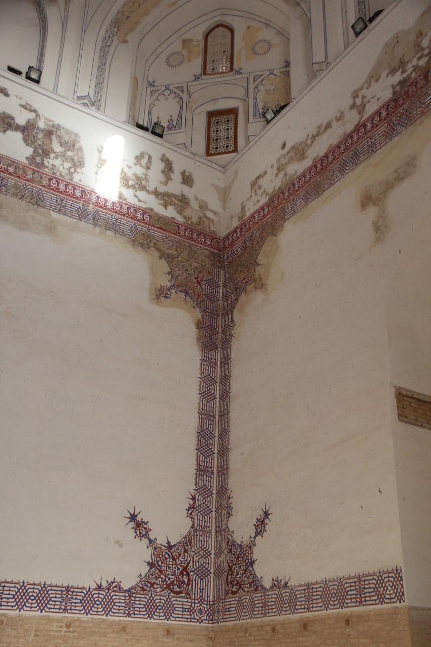トルクメニスタンの旅(19) メルブ遺跡 スルタン・サンジャール廟_c0011649_07290787.jpg