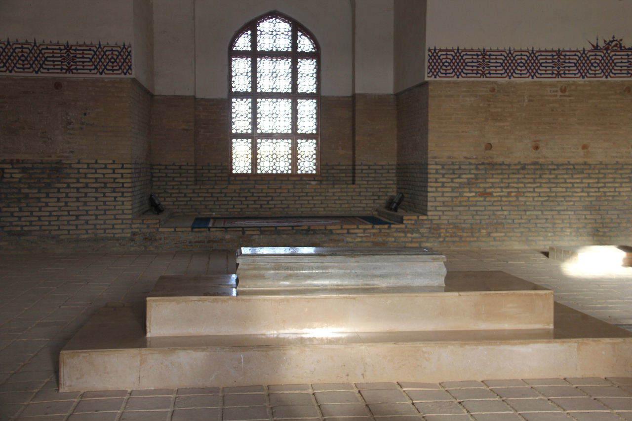 トルクメニスタンの旅(19) メルブ遺跡 スルタン・サンジャール廟_c0011649_07293622.jpg