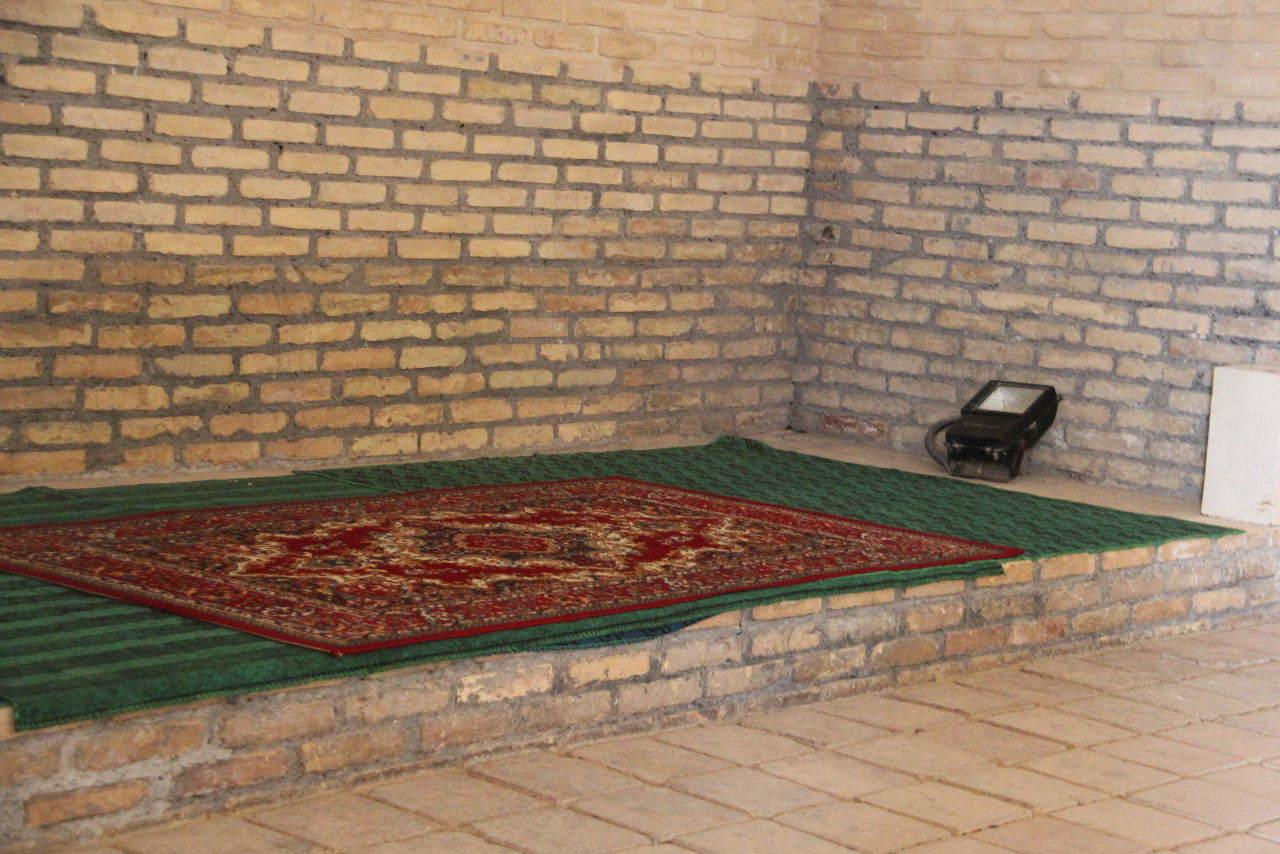 トルクメニスタンの旅(19) メルブ遺跡 スルタン・サンジャール廟_c0011649_07300085.jpg