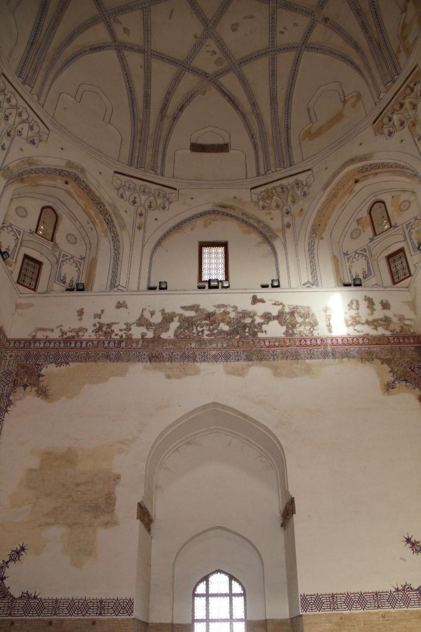 トルクメニスタンの旅(19) メルブ遺跡 スルタン・サンジャール廟_c0011649_07305580.jpg