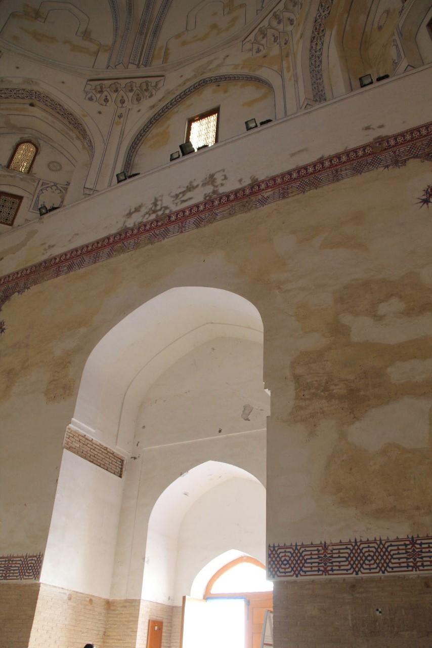 トルクメニスタンの旅(19) メルブ遺跡 スルタン・サンジャール廟_c0011649_07312014.jpg