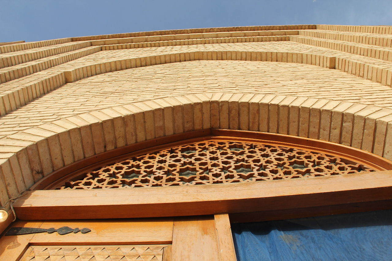 トルクメニスタンの旅(19) メルブ遺跡 スルタン・サンジャール廟_c0011649_07335341.jpg