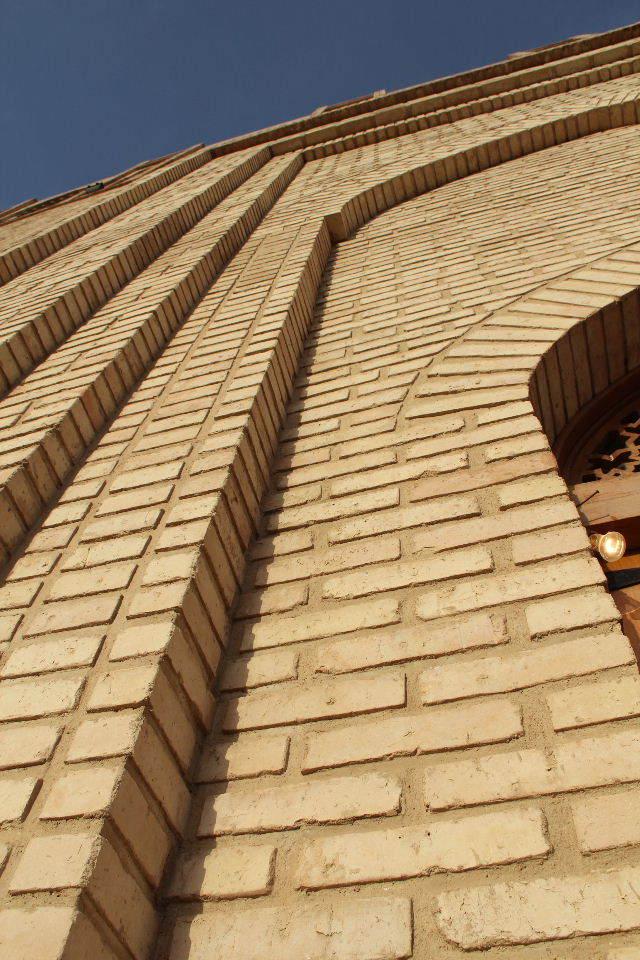 トルクメニスタンの旅(19) メルブ遺跡 スルタン・サンジャール廟_c0011649_07350324.jpg