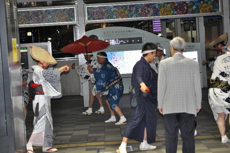 フラッシュモブ~福山二上り踊り_a0082865_15353117.jpg