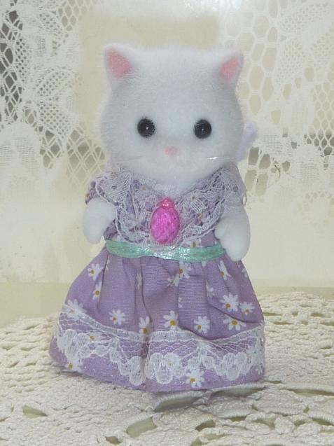 シルバニア ペルシャ 猫