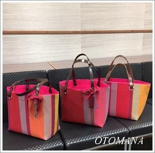 伊勢丹新宿店 OTOMANA BAG LESSON_c0229721_11415458.jpg