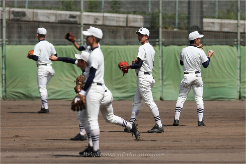 桐光学園VS日大三高 B戦_e0200922_17262263.jpg
