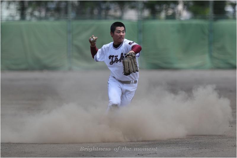 桐光学園VS日大三高 B戦_e0200922_17490516.jpg