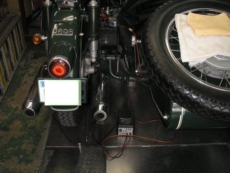 BMW R69S改-100 サイドカー_e0218639_10494546.jpg