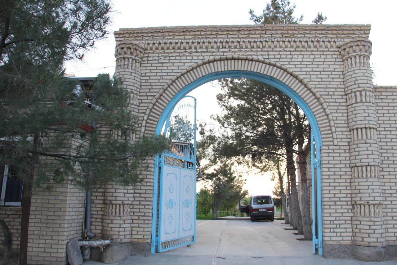 トルクメニスタンの旅(20) マリィの民家で夕食と民族舞踊の宴_c0011649_04021714.jpg