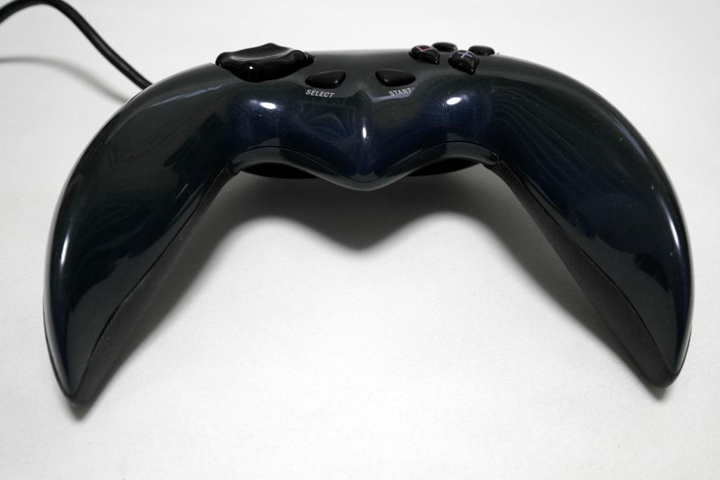 【レビュー】ALPS GAMEPAD for PlayStation INT001_c0004568_21231417.jpg