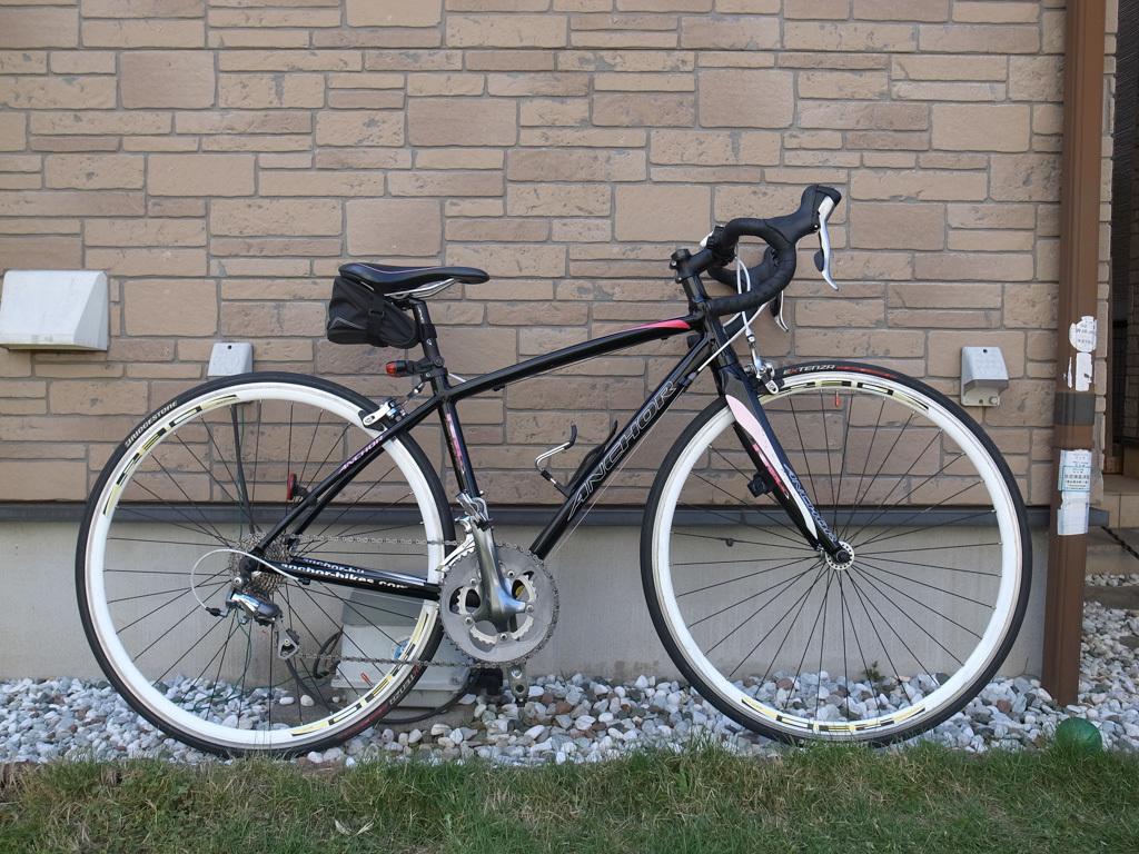 スバル・フォレスター ロードバイク2台を車載してみた。_b0247073_12043056.jpg