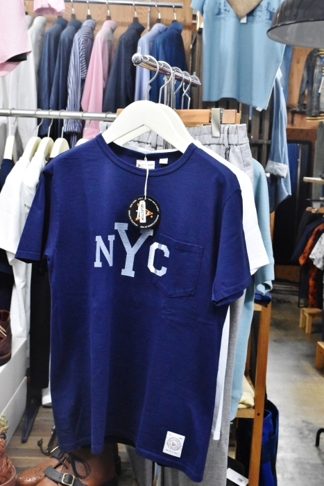 いつもの18番 Felco (MADE IN USA) ・・・ PRINT TEE・其の①_d0152280_15302945.jpg