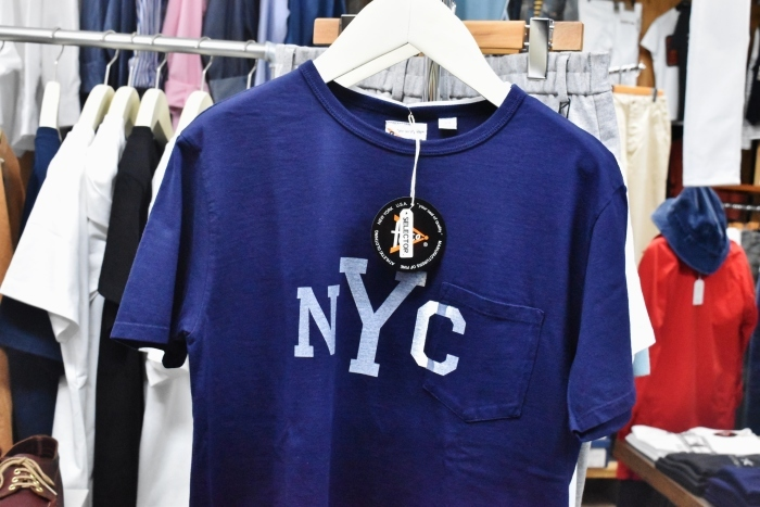 いつもの18番 Felco (MADE IN USA) ・・・ PRINT TEE・其の①_d0152280_15310065.jpg