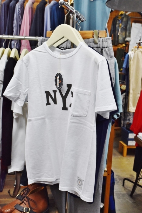 いつもの18番 Felco (MADE IN USA) ・・・ PRINT TEE・其の①_d0152280_15313123.jpg
