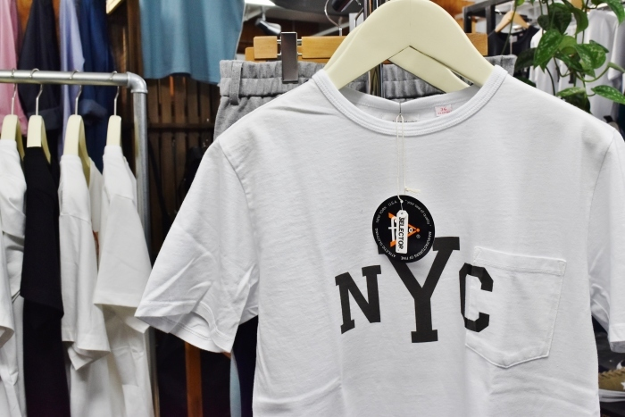 いつもの18番 Felco (MADE IN USA) ・・・ PRINT TEE・其の①_d0152280_15315298.jpg