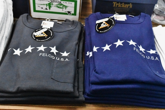 いつもの18番 Felco (MADE IN USA) ・・・ PRINT TEE・其の①_d0152280_15361258.jpg