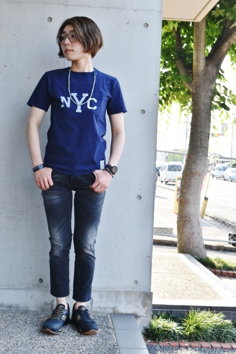 いつもの18番 Felco (MADE IN USA) ・・・ PRINT TEE・其の①_d0152280_15375776.jpg