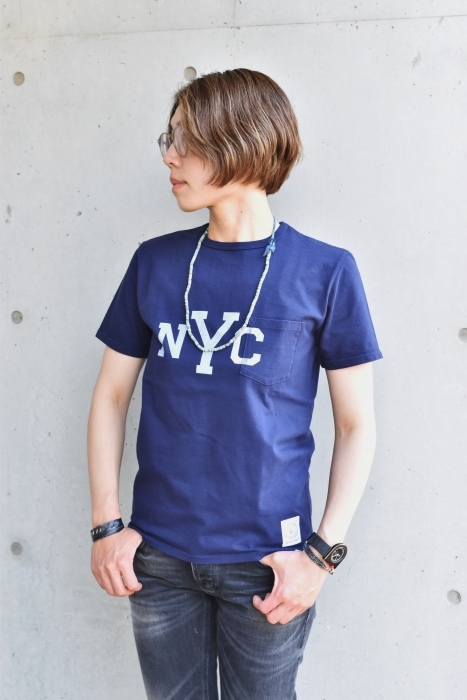 いつもの18番 Felco (MADE IN USA) ・・・ PRINT TEE・其の①_d0152280_15385107.jpg