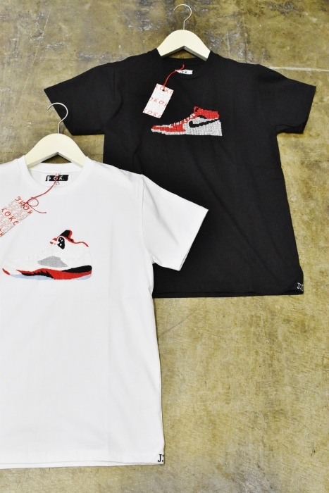 いつもの18番 Felco (MADE IN USA) ・・・ PRINT TEE・其の①_d0152280_16254668.jpg