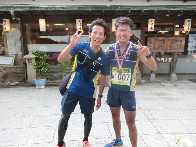 6月5日(月)昨日4日は100Kマラソンの日でした_d0278912_07274982.jpg