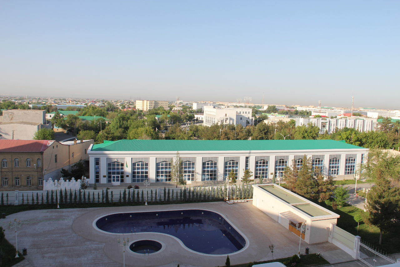 トルクメニスタンの旅(21) マリィからウズベキスタンのブハラへ移動_c0011649_09482059.jpg