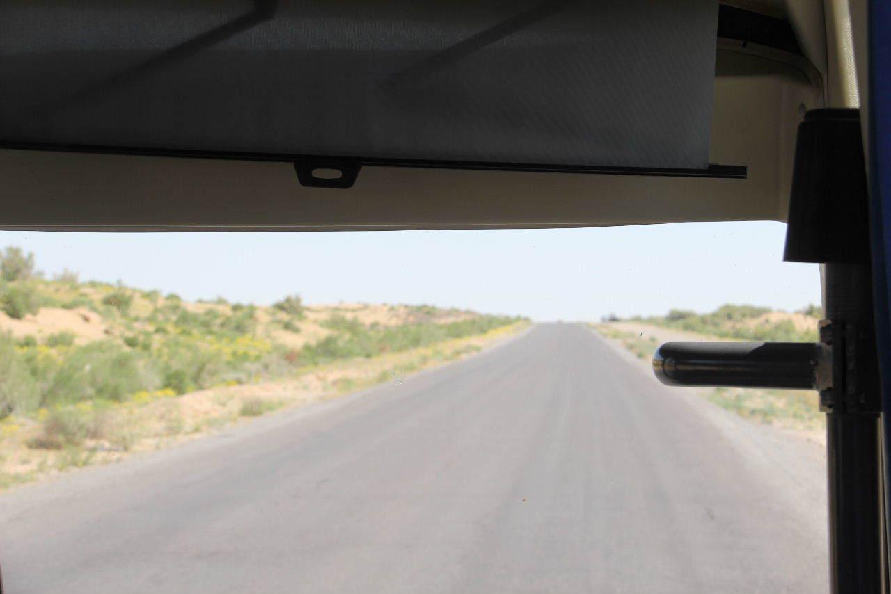 トルクメニスタンの旅(21) マリィからウズベキスタンのブハラへ移動_c0011649_13360950.jpg