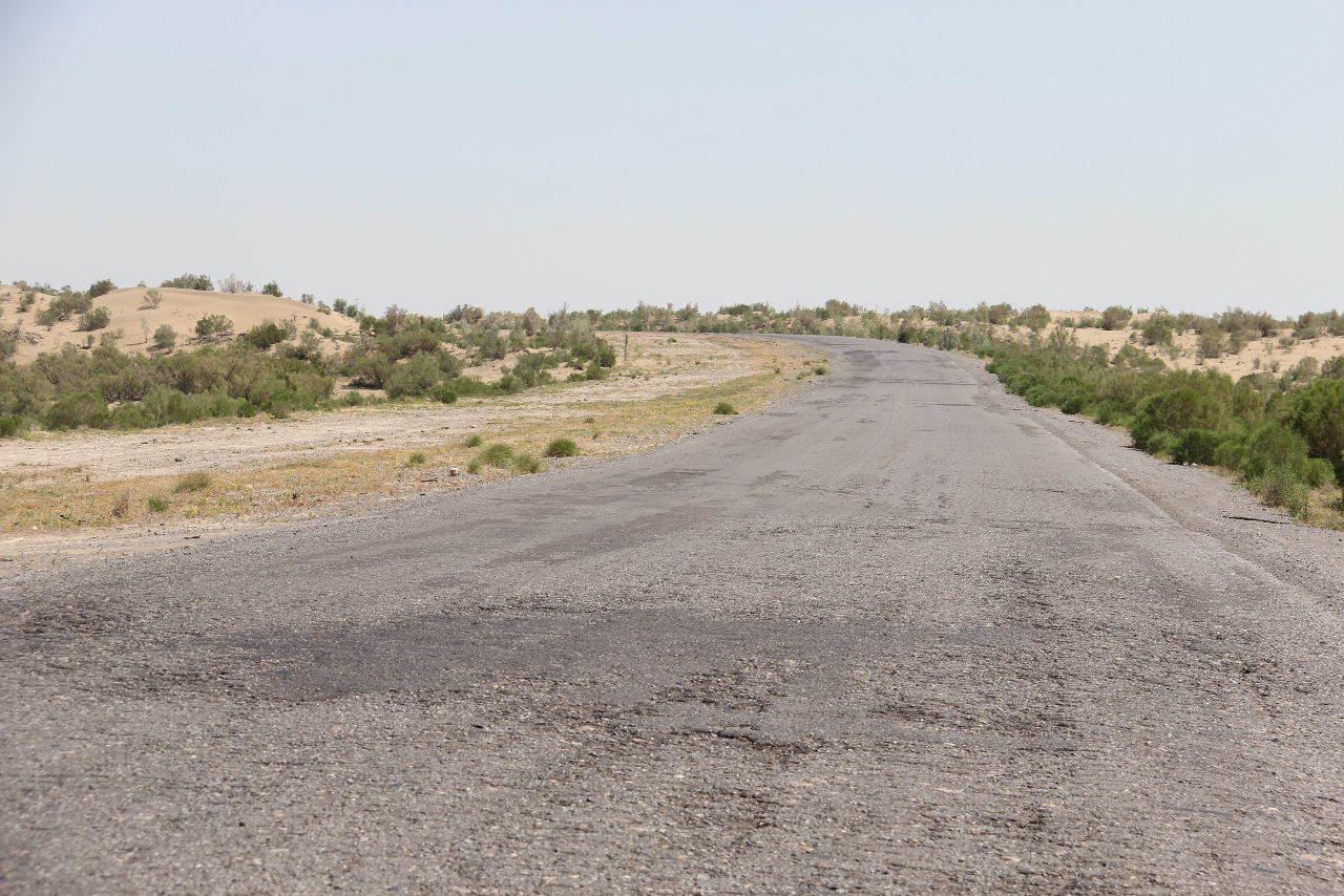 トルクメニスタンの旅(21) マリィからウズベキスタンのブハラへ移動_c0011649_14114757.jpg