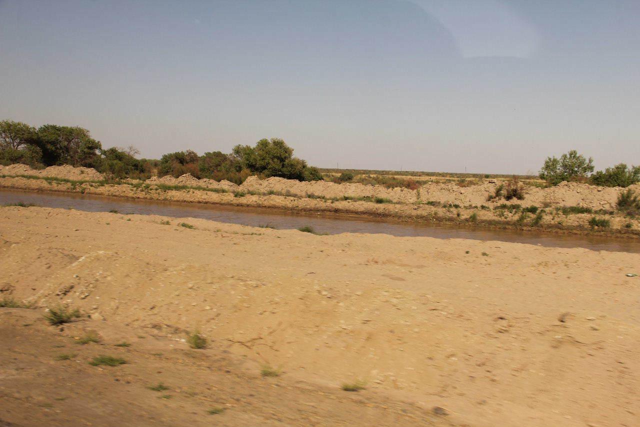 トルクメニスタンの旅(21) マリィからウズベキスタンのブハラへ移動_c0011649_14171739.jpg
