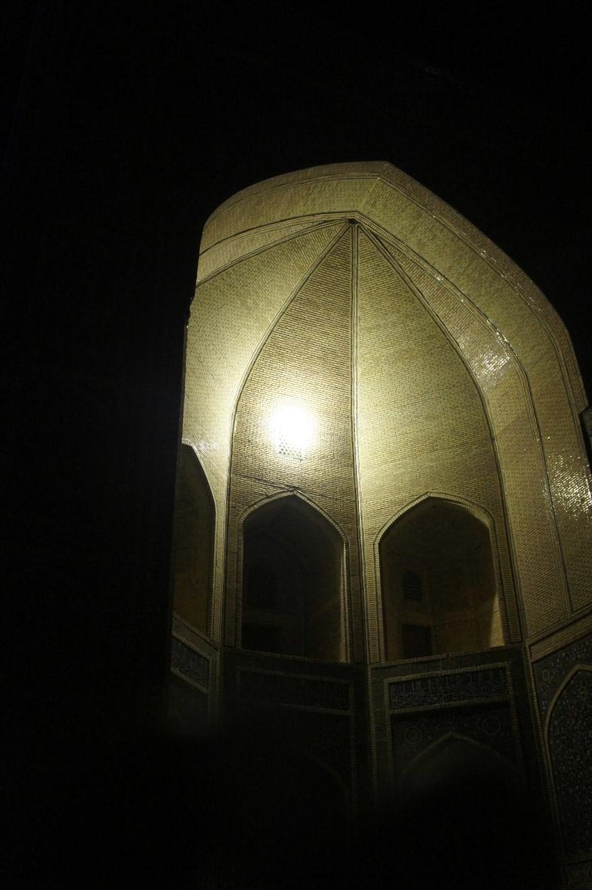トルクメニスタンの旅(21) マリィからウズベキスタンのブハラへ移動_c0011649_21341973.jpg