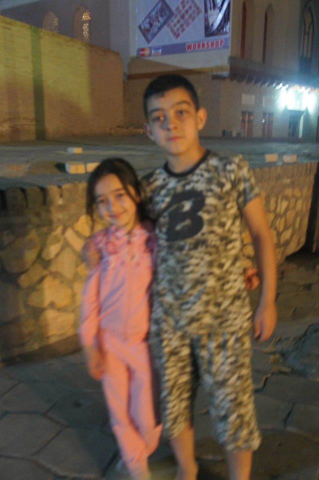 トルクメニスタンの旅(21) マリィからウズベキスタンのブハラへ移動_c0011649_21380713.jpg
