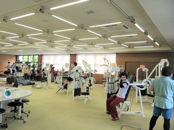 川越運動公園トレーニングルームショートエクササイズ!_d0165682_15544759.jpg