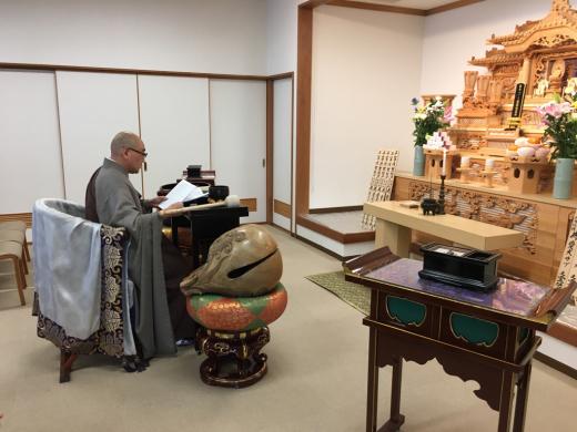 ペット霊園慰霊祭  第17回_a0274383_18553948.jpg