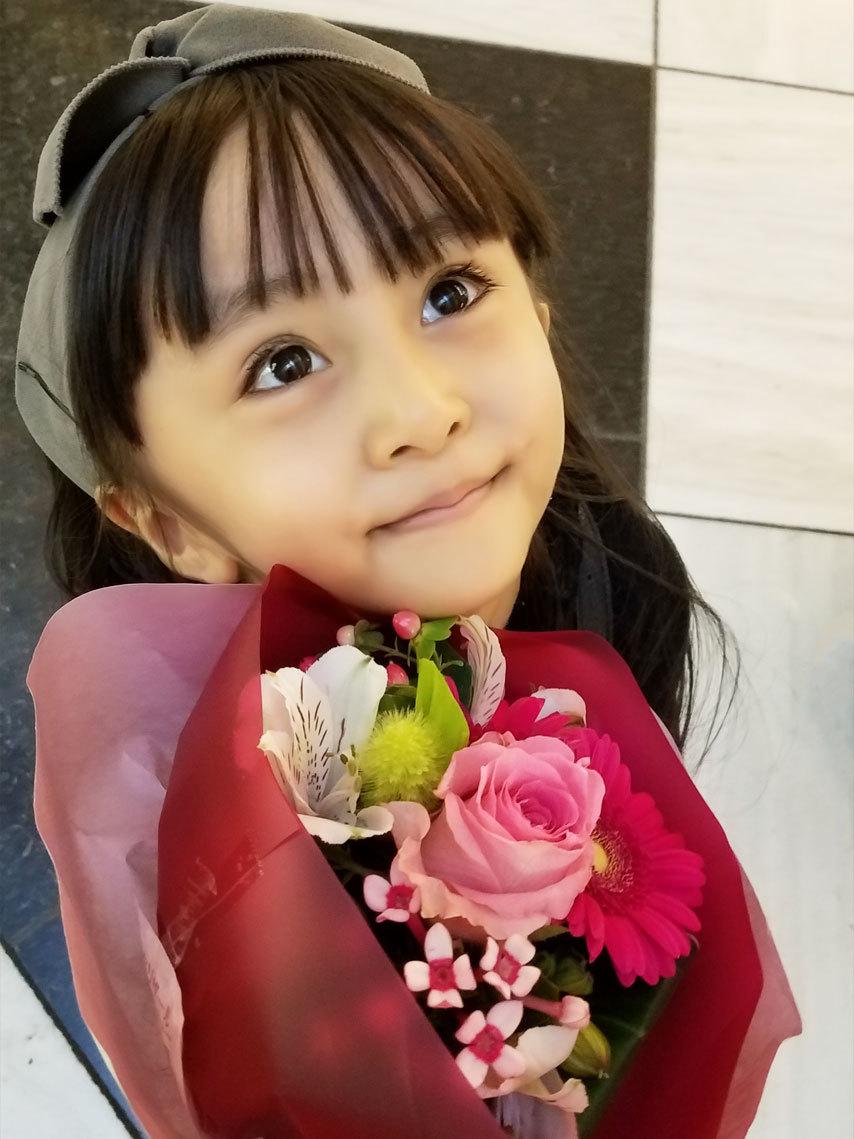娘の最初のお歌の先生は…再会叶った香織ちゃん♡_d0224894_10295818.jpg