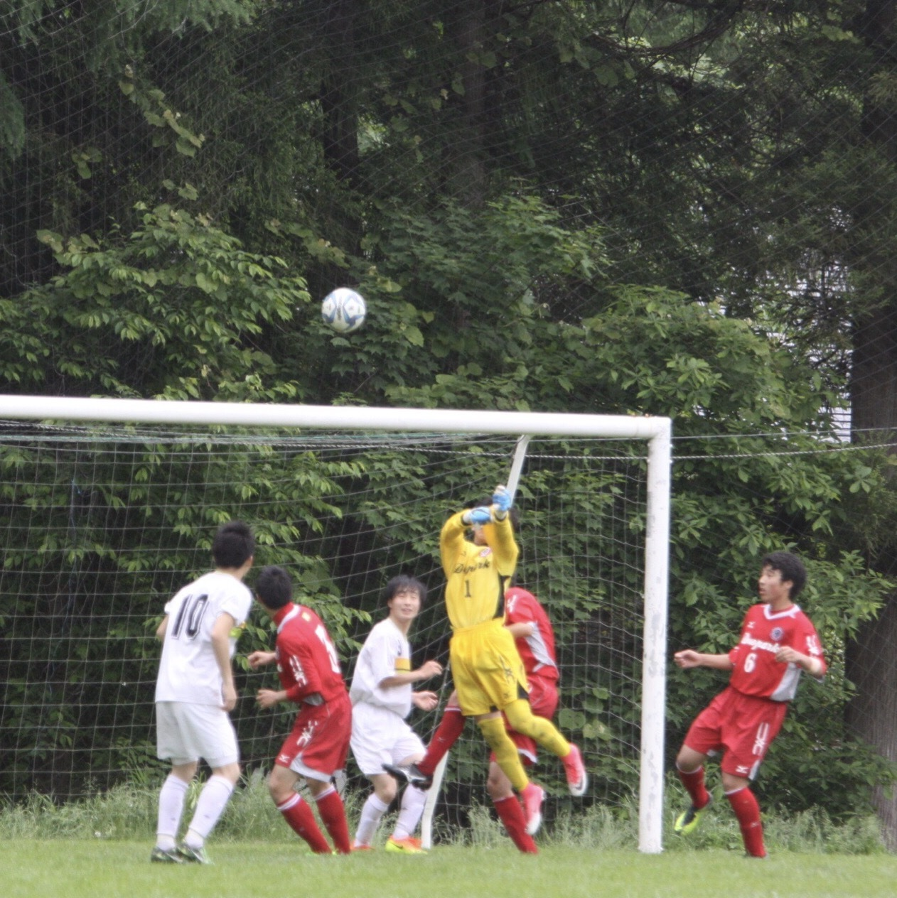 【CLUB YOUTH U-18】東北決勝ラウンド 第4戦 June 4, 2017_c0365198_10132787.jpg