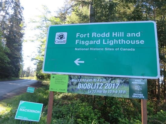 ヴィクトリアひとり旅☆(その1)Fort Rodd Hill and Fisgard Lighthouse_c0212604_522115.jpg