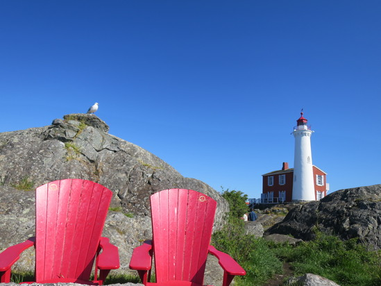 ヴィクトリアひとり旅☆(その1)Fort Rodd Hill and Fisgard Lighthouse_c0212604_63820.jpg