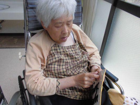 6/4 創作活動_a0154110_08245639.jpg