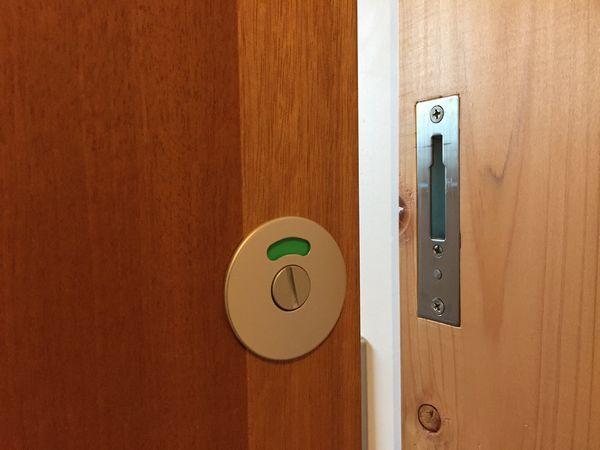 室内建具表示錠の鍵がかからない!?_b0131012_17535584.jpg