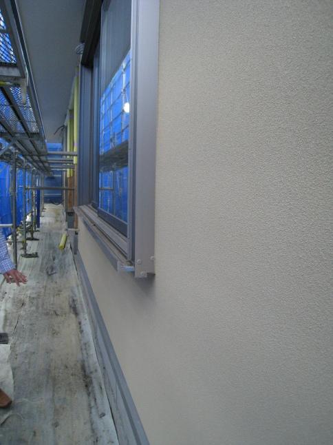 階段 外壁塗装 寺の庫裏【小平】_b0323817_10462070.jpg
