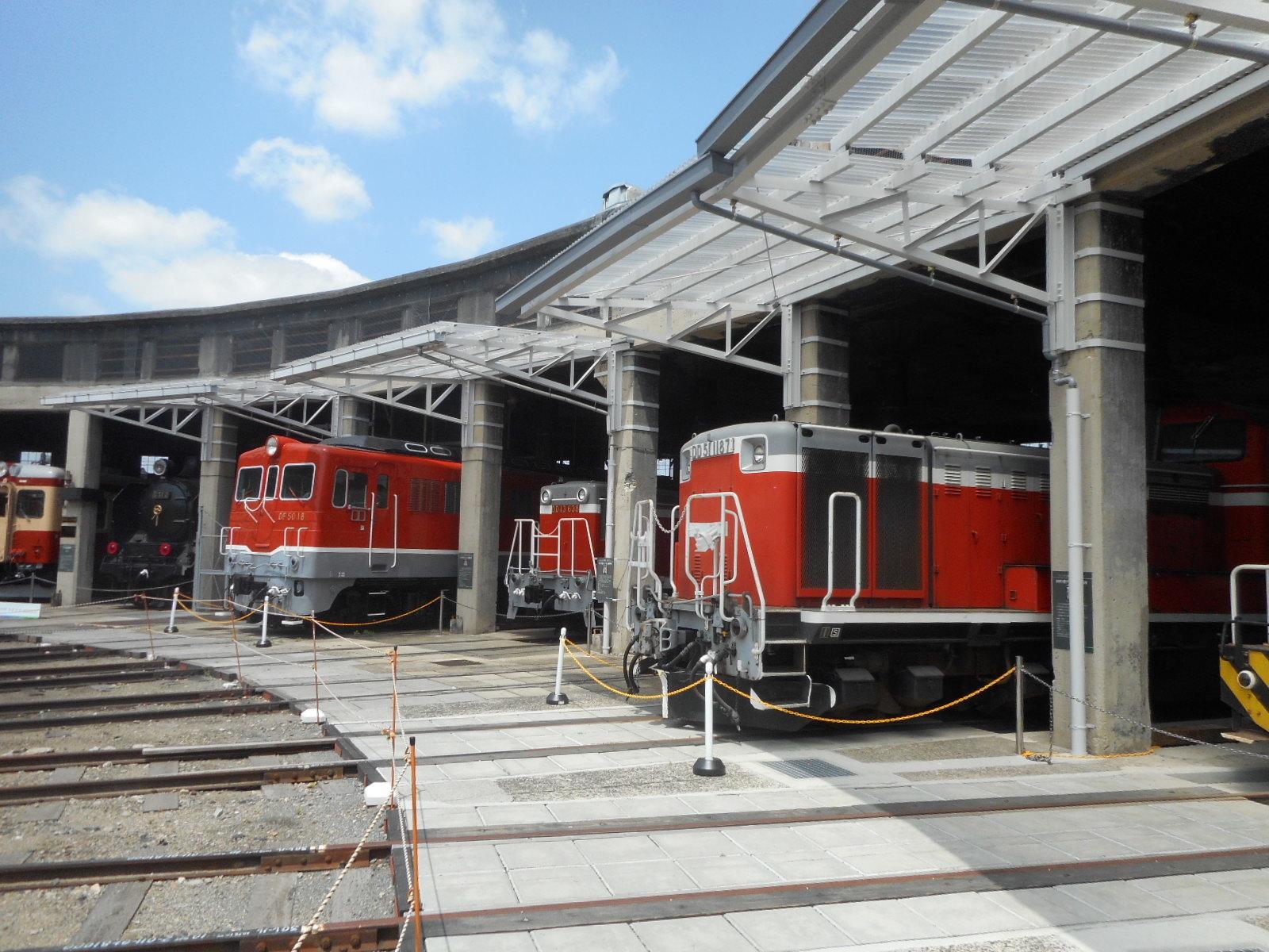津山まなびの鉄道館_a0066027_21505806.jpg