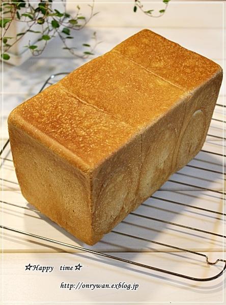 いつもの角食で普通のサンドイッチ弁当♪_f0348032_18260344.jpg