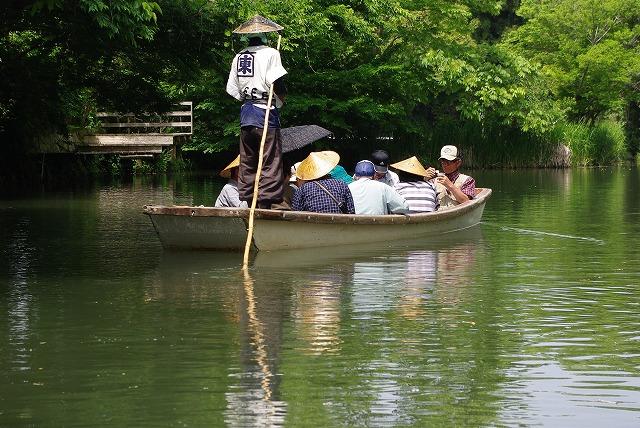 春の九州の旅(4)柳川の川下り_d0043136_22435719.jpg